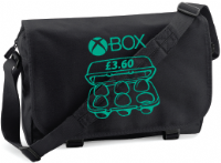 EGGSBOX 360 M-BAG - INSPIRED BY THE LEGENDARY TWO RONNIES HARRY ENFIELD CHILDREN IN NEED